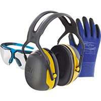 PSA Gödde GmbH Brille Handschuh Gehörschutz