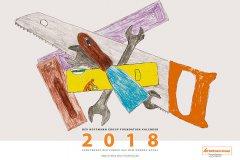 Hoffmann Group Foundation Kalender 2018
