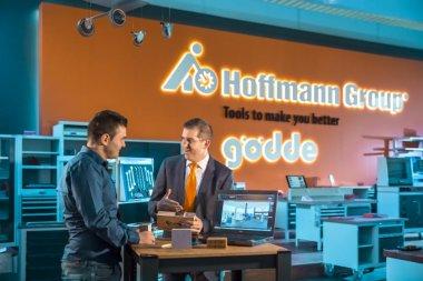 Beratung Betriebseinrichtung Gödde GmbH Ausstellungsbereich Köln