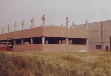 Neubau Verwaltungsgebäude Gödde GmbH 1988