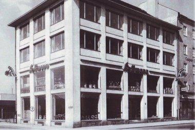 Gebäude Hoffmann Qualitätswerkzeuge in München Gödde GmbH