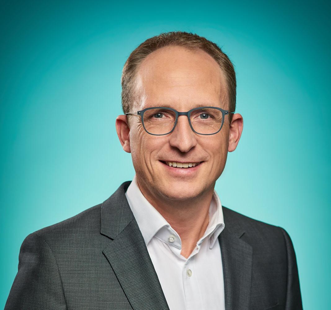 Geschäftsführer Vertrieb Frederik Bauersch