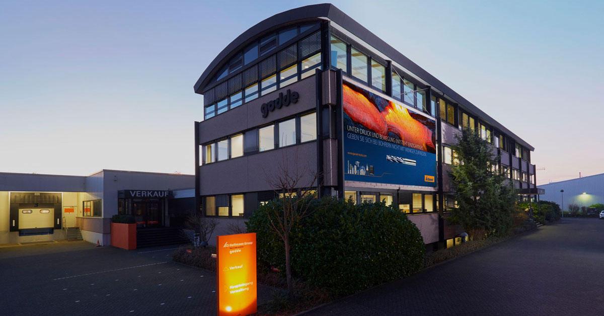 Hauptsitz Köln Gödde GmbH