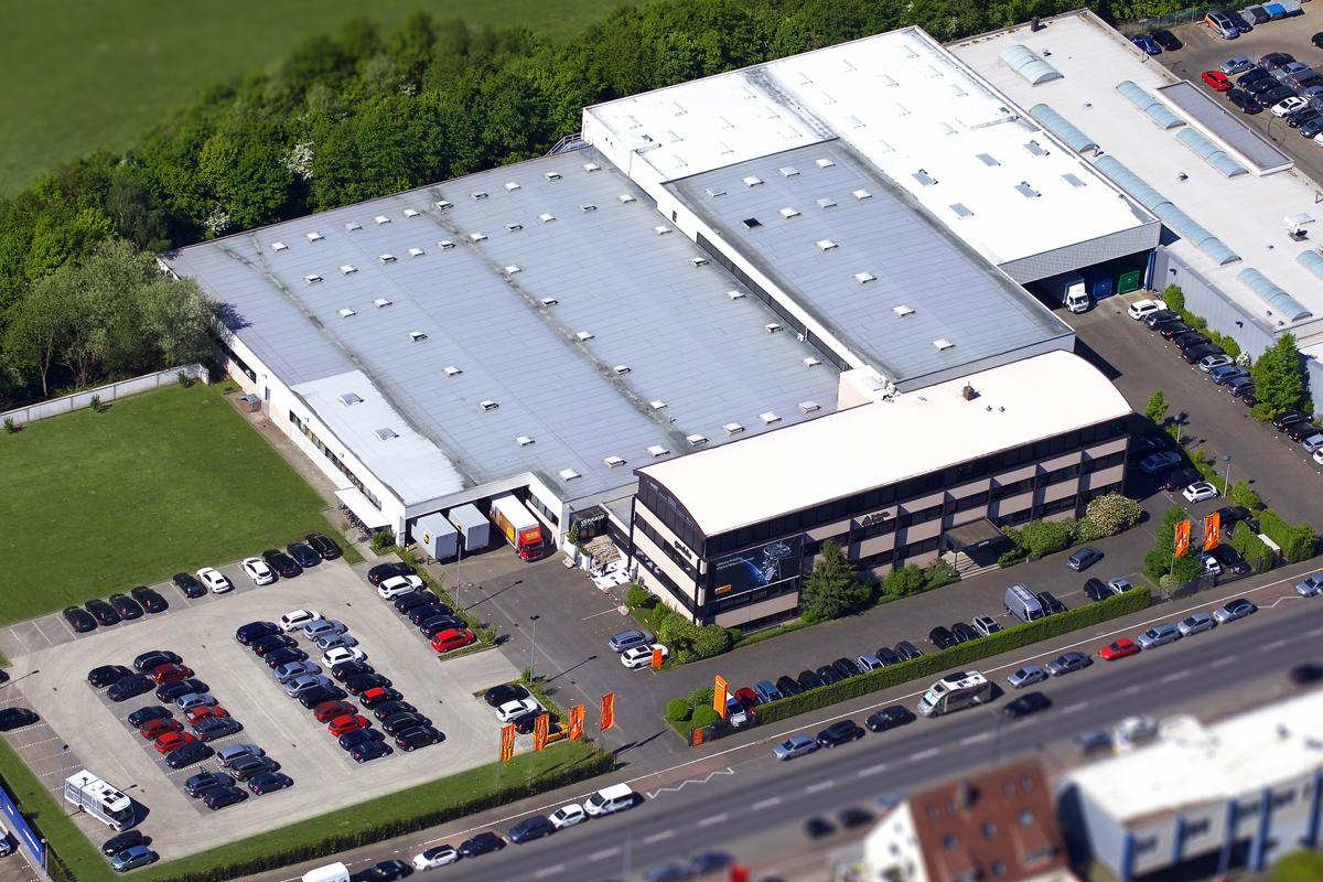 Aktuelles Luftbild Gödde GmbH