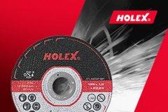 HOLEX Trennscheiben – jetzt noch bessere Performance.