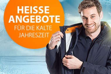 Winter Ausrüstung PSA Persönliche Schutzausrüstung Kollektion Gödde GmbH Angebote Aktion