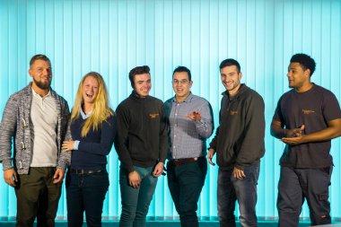 Ausbildung Gödde GmbH Team