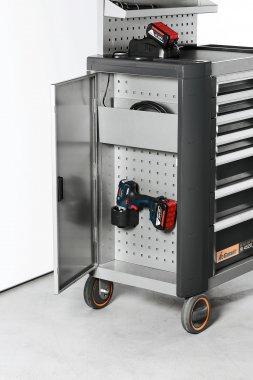 GARANT GridLine ToolCar Werkstattwagen Gödde GmbH Betriebseinrichtungen