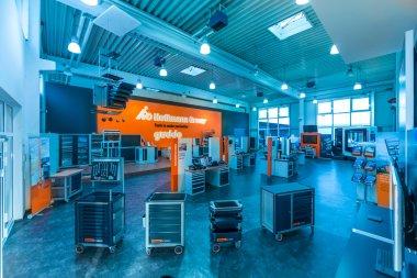 Ausstellungsbereich Verkauf Köln Gödde GmbH