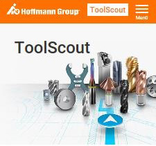 Responsive Design für ToolScout der Hoffmann Group