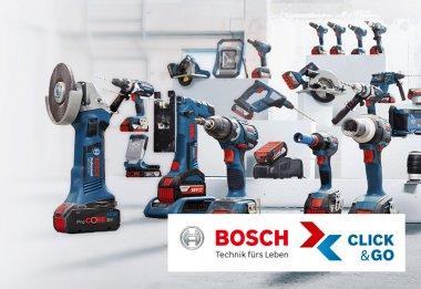 Bosch Click and Go Elektrowerkzeug Gödde GmbH