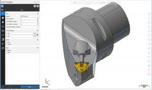Tool Support Werkzeug 3 D