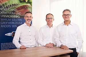 Gruppenbild Geschäftsführung Gödde GmbH
