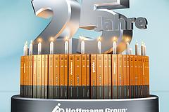 Partner der Hoffmann Group feiern 25-jähriges Jubiläum