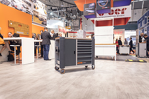 logimat messe hoffmann group