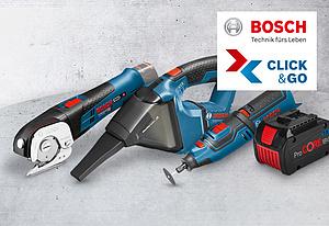 Bosch Click & Go 2019