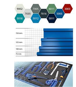 ARANT Tool24 Warenausgabesysteme farbvielfalt konfiguartor