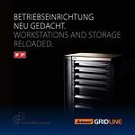 Gridline Broschüre Titelbild