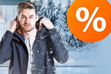 Jetzt im Sale: Persönliche Schutzausrüstung für den Winter