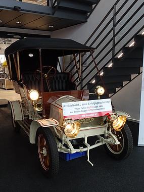 Fafnir Automobil aus Aachen