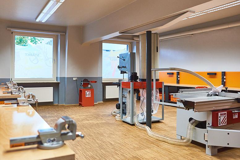 Neue Werkstätten Raphaelshaus Dormagen Gödde GmbH
