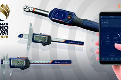 'Hoffmann Group Connected Tools' mit German Innovation Award 2021 ausgezeichnet