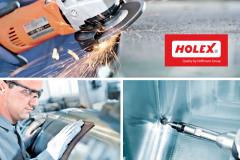 Brochure ACTION promotionnelle HOLEX abrasifs