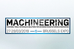 Expo Machineering – Mars 2019 à Bruxelles