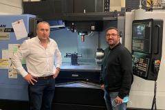Mécanelec Industries et Gödde S.R.L. – un partenariat fiable comme base pour l'avenir